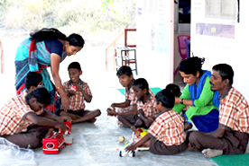 We are here to support Differently Abled section of our society every step of the way.